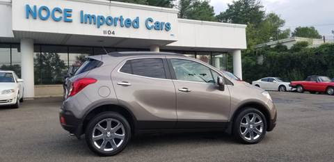 2013 Buick Encore for sale at Carlo Noce Imported Cars INC in Vestal NY