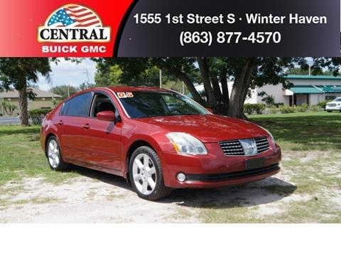 2005 Nissan Maxima for sale in Winter Haven FL