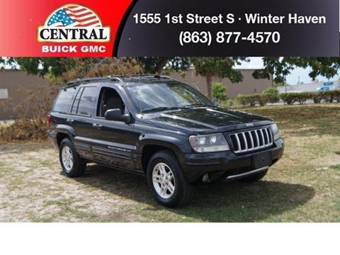 2004 Jeep Grand Cherokee for sale in Winter Haven FL