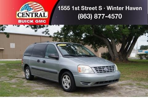 2007 Ford Freestar for sale in Winter Haven, FL