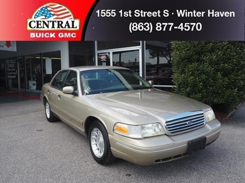 1999 Ford Crown Victoria for sale in Winter Haven FL