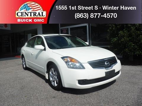 2008 Nissan Altima for sale in Winter Haven FL