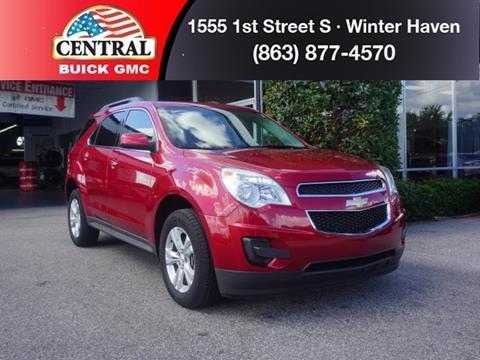 2014 Chevrolet Equinox for sale in Winter Haven FL