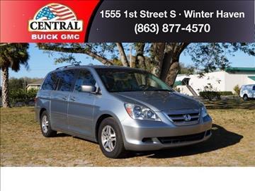 2006 Honda Odyssey for sale in Winter Haven, FL