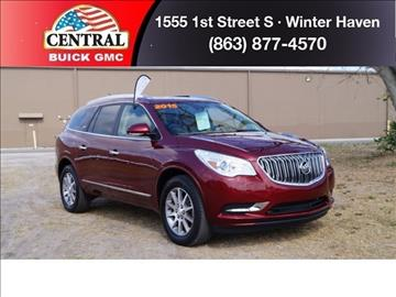 2015 Buick Enclave for sale in Winter Haven, FL