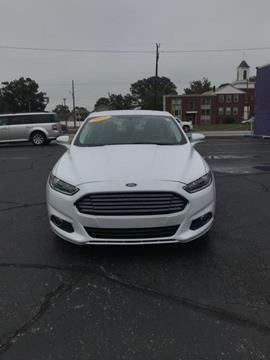 2015 Ford Fusion Hybrid for sale in Lincoln Park, MI