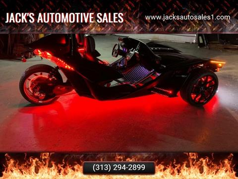 2016 Polaris Slingshot for sale in Lincoln Park, MI