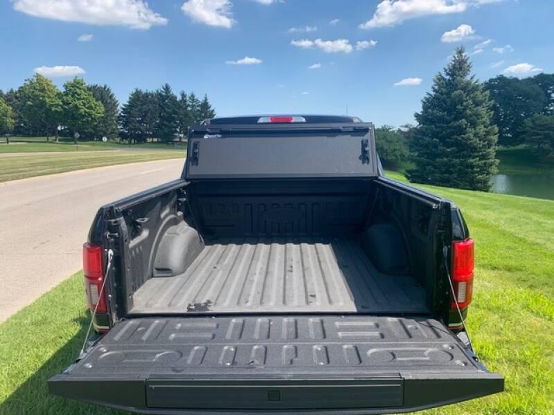 2019 Ford F-150 4x4 Lariat 4dr SuperCrew 5.5 ft. SB - Lincoln Park MI