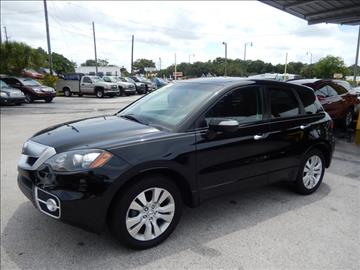 2011 Acura RDX for sale in Leesburg, FL