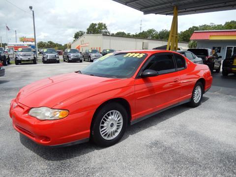 2000 Chevrolet Monte Carlo for sale in Leesburg, FL