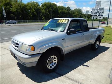 2002 Mazda Truck for sale in Leesburg, FL