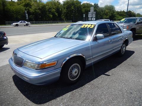 1997 Mercury Grand Marquis for sale in Leesburg, FL