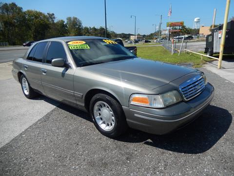 2000 Ford Crown Victoria for sale in Leesburg, FL