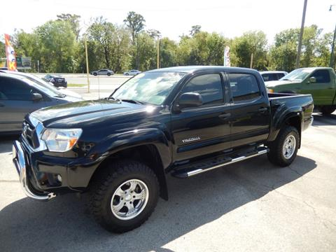 2013 Toyota Tacoma for sale in Leesburg, FL