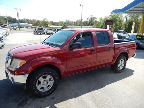 2010 Nissan Frontier for sale in Leesburg, FL
