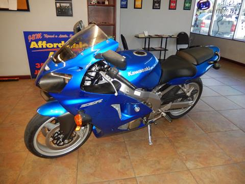 2008 Kawasaki Ninja ZX-6R for sale in Leesburg, FL