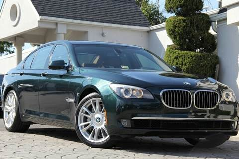 2010 BMW 7 Series for sale in Leesburg, FL