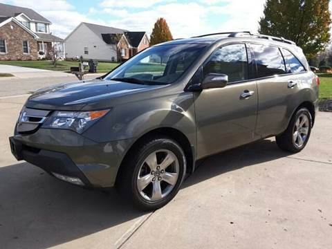 2007 Acura MDX for sale in Leesburg, FL