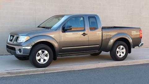 2009 Nissan Frontier for sale in Leesburg, FL