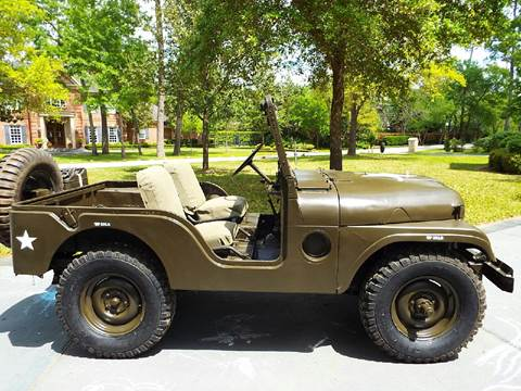 1953 Jeep Willys for sale in Leesburg, FL