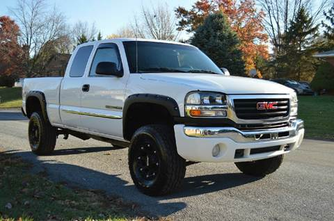 2003 GMC Sierra 2500HD for sale in Leesburg, FL