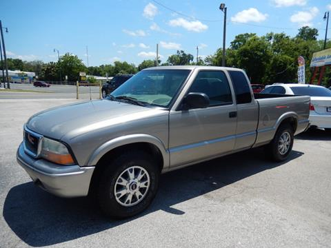 2003 GMC Sonoma for sale in Leesburg, FL