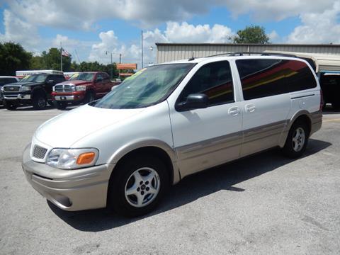 2002 Pontiac Montana for sale in Leesburg, FL