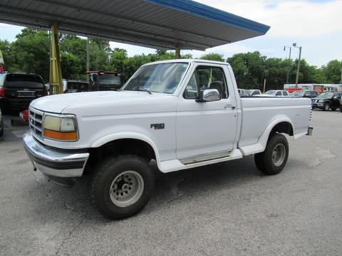 1994 Ford F-150 for sale in Leesburg, FL