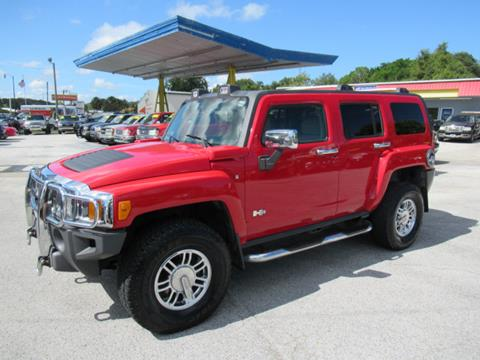 2007 HUMMER H3 for sale in Leesburg, FL