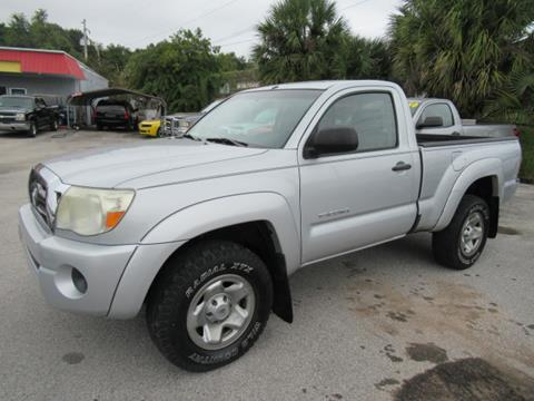2009 Toyota Tacoma for sale in Leesburg, FL