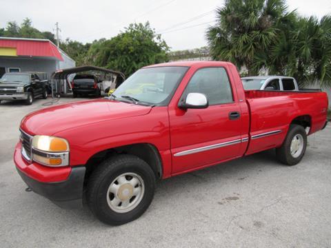 1999 GMC Sierra 1500 for sale in Leesburg, FL