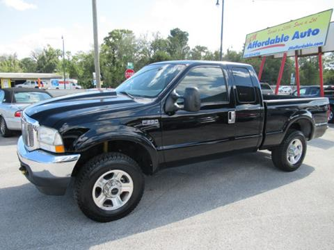 2002 Ford F-250 Super Duty for sale in Leesburg, FL