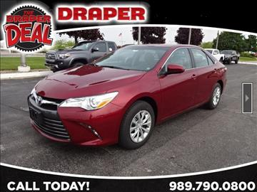 2017 Toyota Camry for sale in Saginaw, MI