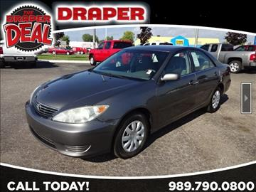 2005 Toyota Camry for sale in Saginaw, MI