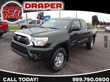 2012 Toyota Tacoma for sale in Saginaw, MI