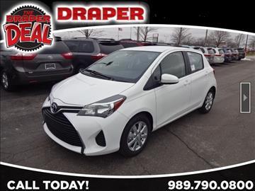 2017 Toyota Yaris for sale in Saginaw, MI
