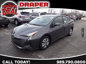 2017 Toyota Prius for sale in Saginaw, MI