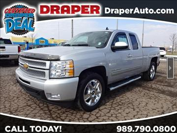 2013 Chevrolet Silverado 1500 for sale in Saginaw, MI