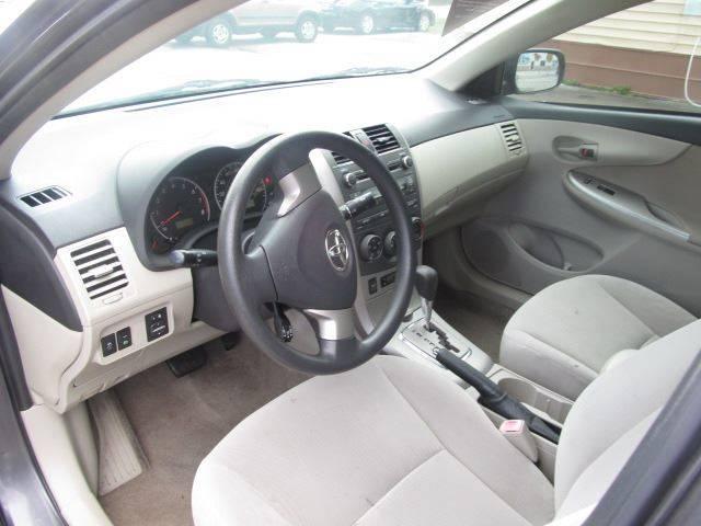 2011 Toyota Corolla 4dr Sedan 4A - Orlando FL