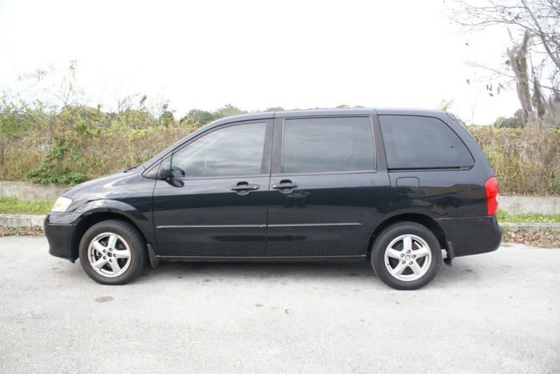 2003 Mazda MPV for sale at Orlando Auto Motors INC in Orlando FL