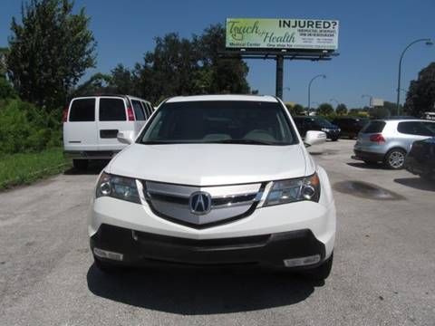 2008 Acura MDX for sale in Orlando, FL