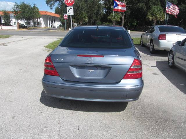 2004 Mercedes-Benz E-Class E 320 4dr Sedan - Orlando FL