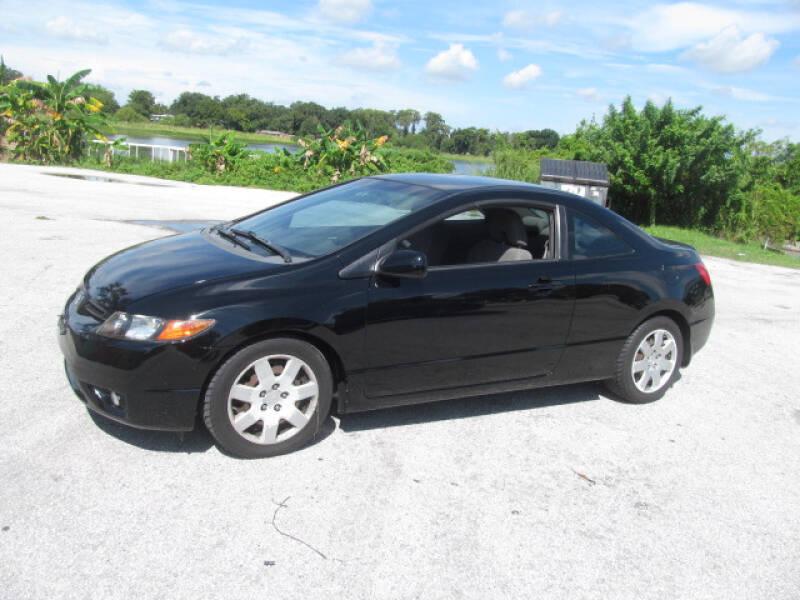 2008 Honda Civic LX 2dr Coupe 5A - Orlando FL