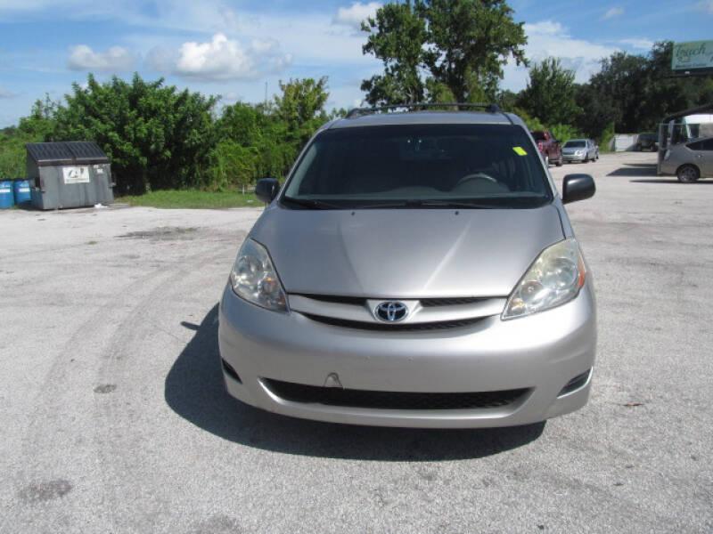 2007 Toyota Sienna CE 7-Passenger 4dr Mini-Van - Orlando FL