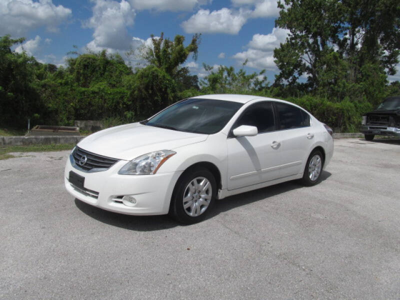 2012 Nissan Altima 2.5 S 4dr Sedan - Orlando FL
