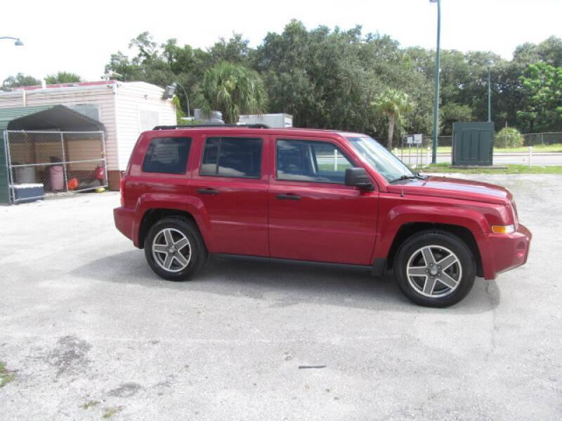 2008 Jeep Patriot Sport 4dr SUV w/CJ1 Side Airbag Package - Orlando FL
