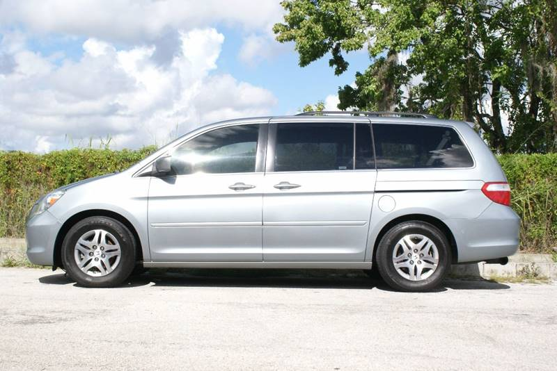 2007 Honda Odyssey for sale at Orlando Auto Motors INC in Orlando FL