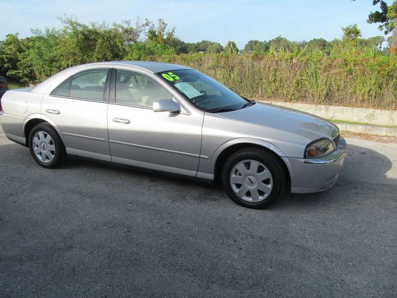 2005 Lincoln LS Luxury 4dr Sedan V6 - Orlando FL