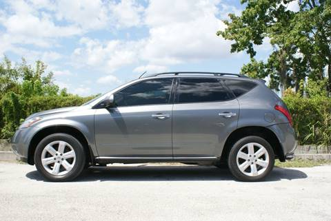 2006 Nissan Murano for sale at Orlando Auto Motors INC in Orlando FL
