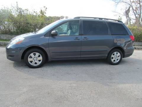 2008 Toyota Sienna for sale at Orlando Auto Motors INC in Orlando FL